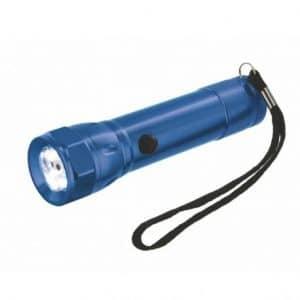 PRO 9 LED lommelygte i aluminium